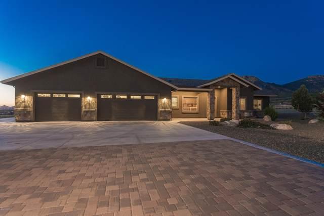 14550 E Territory Drive, Prescott Valley, AZ 86315 (MLS #1029889) :: Conway Real Estate