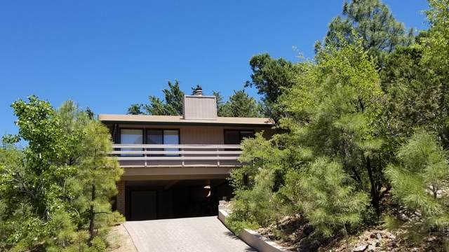 1161 Tanglewood Road, Prescott, AZ 86303 (#1029901) :: Shelly Watne