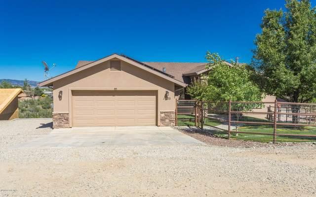 1535 N Thelma Drive, Prescott, AZ 86301 (MLS #1029908) :: Conway Real Estate