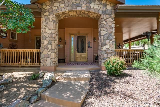 1028 Sheriffs Posse Trail, Prescott, AZ 86303 (MLS #1029909) :: Conway Real Estate
