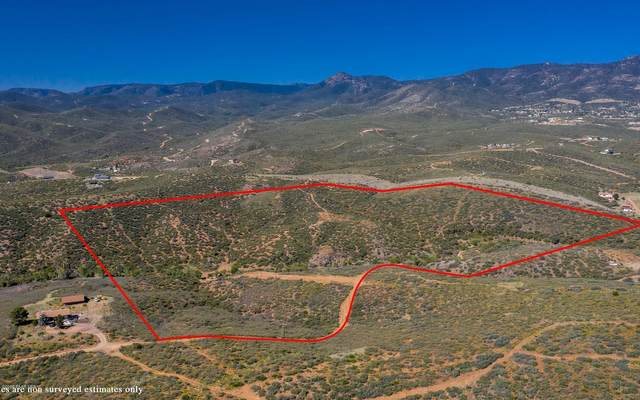 11153 E Rocky Hill Road, Dewey-Humboldt, AZ 86327 (MLS #1029955) :: Conway Real Estate