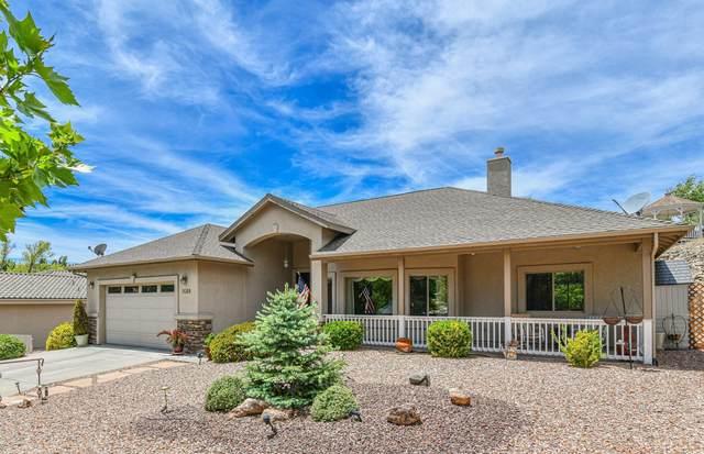 1688 Birdsong, Prescott, AZ 86301 (MLS #1029963) :: Conway Real Estate