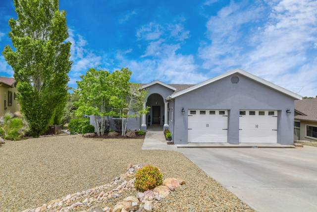 1612 Eagle Point Drive, Prescott, AZ 86301 (MLS #1029967) :: Conway Real Estate
