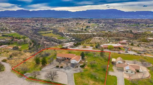 1560 Grandview Drive, Cornville, AZ 86325 (#1029979) :: West USA Realty of Prescott
