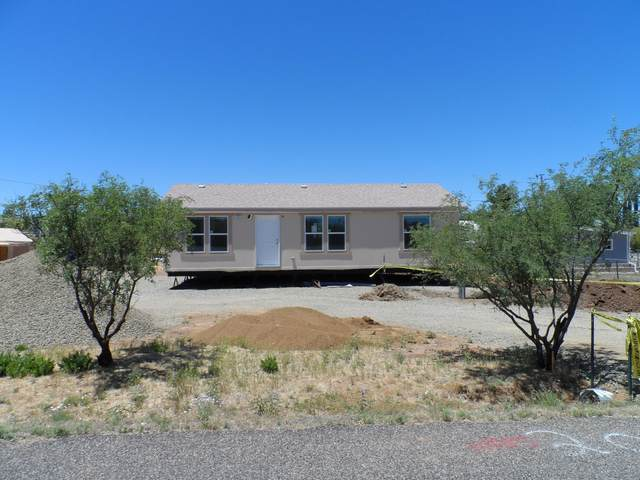 20566 E Sunset Lane, Mayer, AZ 86333 (MLS #1029989) :: Conway Real Estate