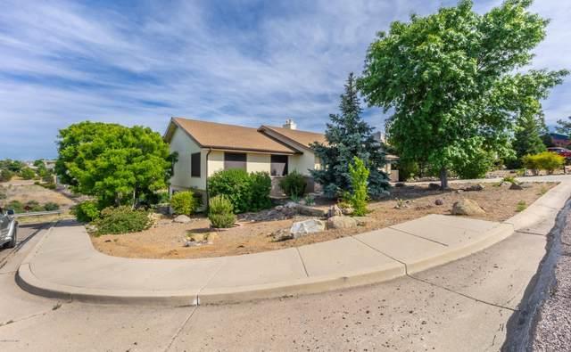 3149 Montana Drive, Prescott, AZ 86301 (#1029991) :: West USA Realty of Prescott