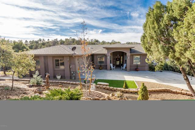 4961 Bear Way, Prescott, AZ 86301 (#1030036) :: Shelly Watne