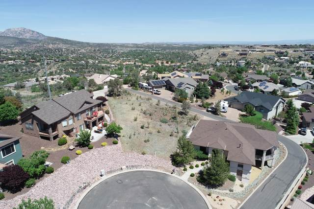 284 Honeysuckle Circle, Prescott, AZ 86301 (#1030041) :: Shelly Watne
