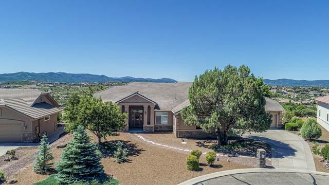 843 Flaming Arrow, Prescott, AZ 86301 (MLS #1030047) :: Conway Real Estate