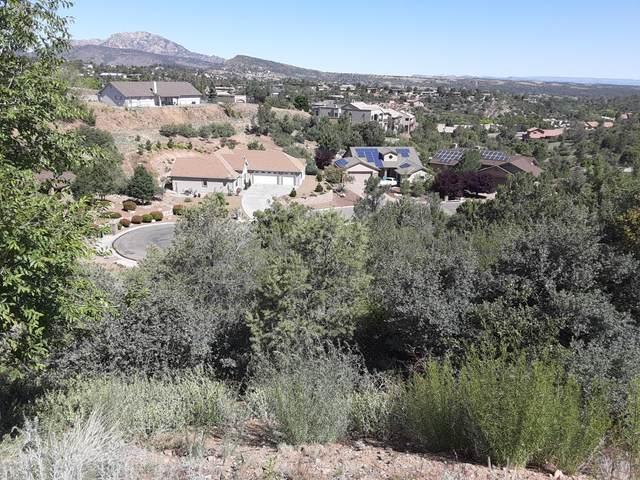 370 Milky Way, Prescott, AZ 86301 (MLS #1030051) :: Conway Real Estate