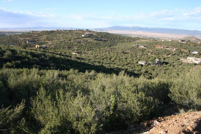 6200 E Thumper Trail  Lot E, Prescott, AZ 86303 (#1030071) :: West USA Realty of Prescott