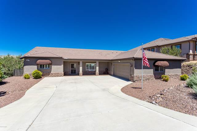 1003 Rough Diamond Drive Drive, Prescott, AZ 86301 (#1030080) :: Shelly Watne