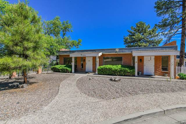 656 W Gurley Street, Prescott, AZ 86305 (#1030089) :: West USA Realty of Prescott
