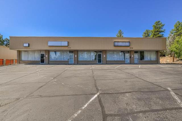 973 W Gurley Street, Prescott, AZ 86305 (#1030090) :: West USA Realty of Prescott