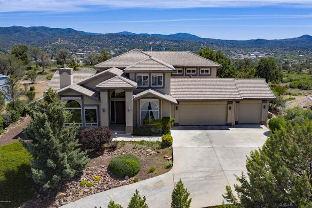 1496 Eagle Crest Drive, Prescott, AZ 86301 (#1030104) :: West USA Realty of Prescott