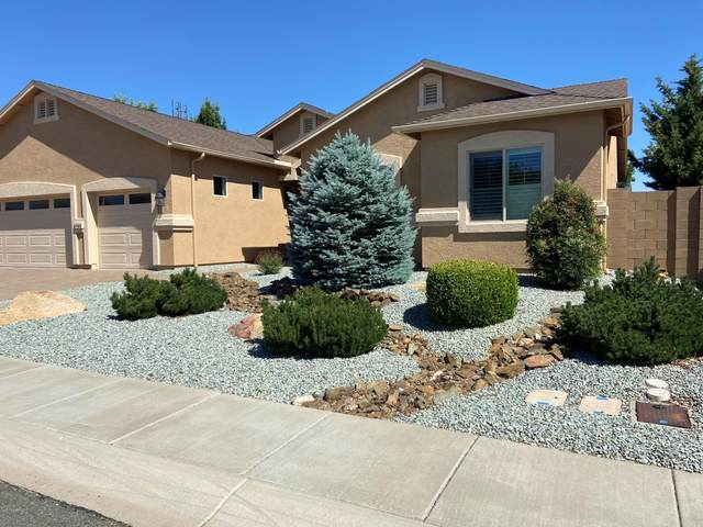 6460 E Deacon Street, Prescott Valley, AZ 86314 (#1030105) :: West USA Realty of Prescott