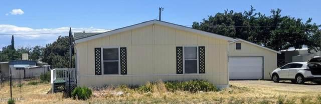 16051 S Red Rock Lane, Mayer, AZ 86333 (MLS #1030112) :: Conway Real Estate