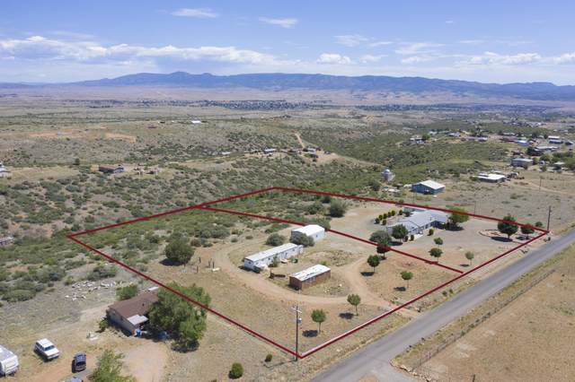 9380 E Newtown Avenue, Dewey-Humboldt, AZ 86327 (MLS #1030121) :: Conway Real Estate