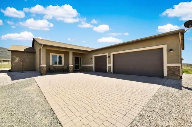 9045 N Casa Norte Drive, Prescott Valley, AZ 86315 (MLS #1030130) :: Conway Real Estate