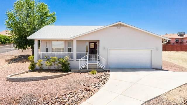 9501 E Manley Drive, Prescott Valley, AZ 86314 (#1030138) :: West USA Realty of Prescott