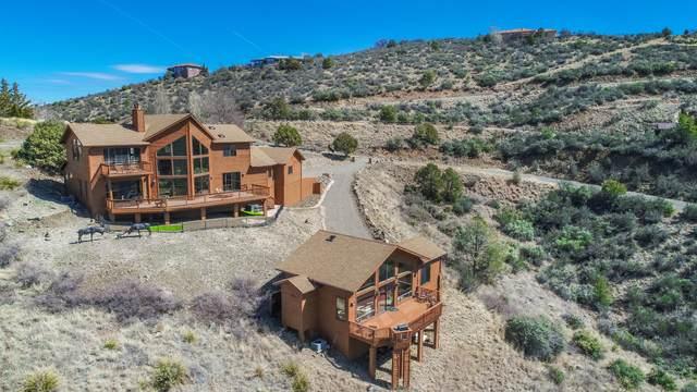 182 N Angeline Circle, Prescott, AZ 86303 (#1030140) :: West USA Realty of Prescott