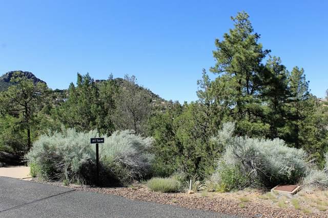 535 Lodge Trail Circle, Prescott, AZ 86303 (#1030152) :: West USA Realty of Prescott