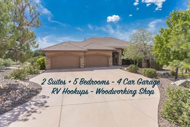 14020 Warbonnet Lane, Prescott, AZ 86305 (#1030171) :: Shelly Watne