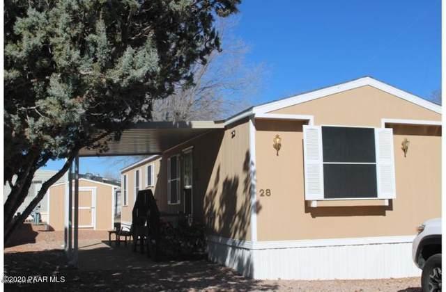 850 S Highway 69 #28, Prescott Valley, AZ 86327 (#1030180) :: Shelly Watne