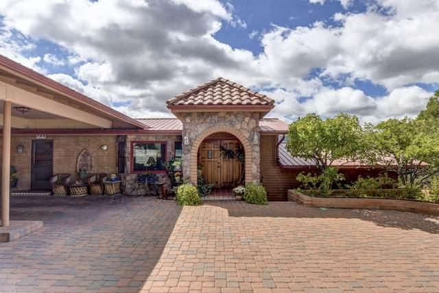 1432 Sierra Vista Drive, Prescott, AZ 86303 (#1030189) :: West USA Realty of Prescott