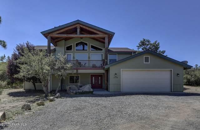 1755 W Pemberton Drive, Prescott, AZ 86305 (MLS #1030195) :: Conway Real Estate