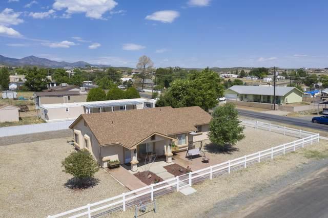 2770 Azurite Street, Dewey-Humboldt, AZ 86329 (#1030232) :: Shelly Watne