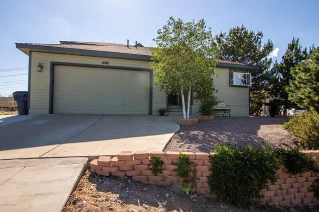 1896 N Lapis Drive, Prescott, AZ 86301 (#1030235) :: Shelly Watne