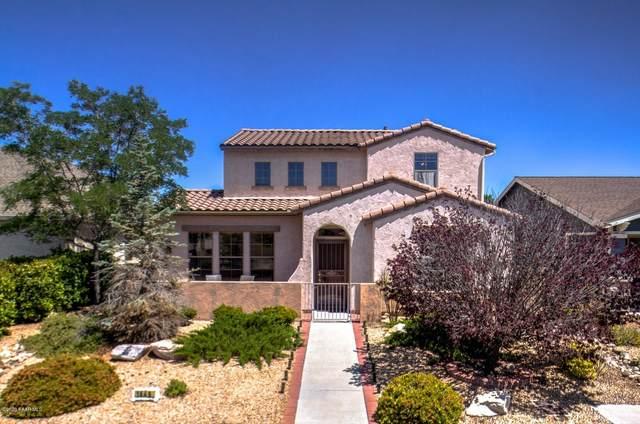 1645 N Thimble Lane, Prescott Valley, AZ 86314 (MLS #1030247) :: Conway Real Estate