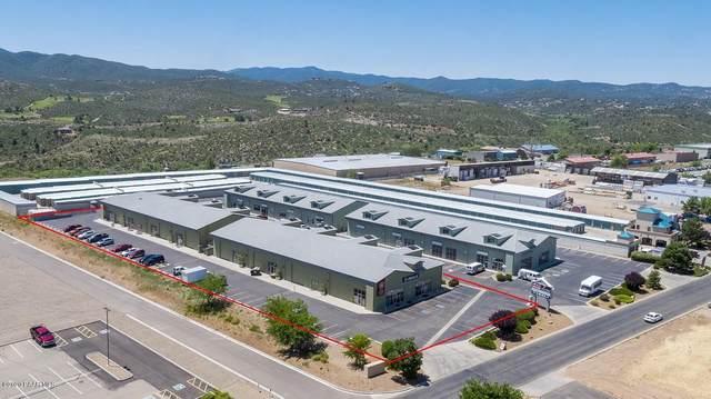 6717 E 2nd Street 6717 - A-D, 671, Prescott Valley, AZ 86314 (MLS #1030248) :: Conway Real Estate