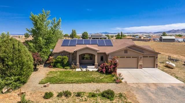 7110 E Acre Way, Prescott Valley, AZ 86315 (MLS #1030250) :: Conway Real Estate