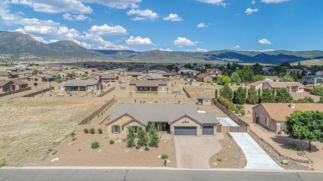 8777 N Roughrider Road, Prescott Valley, AZ 86315 (MLS #1030260) :: Conway Real Estate