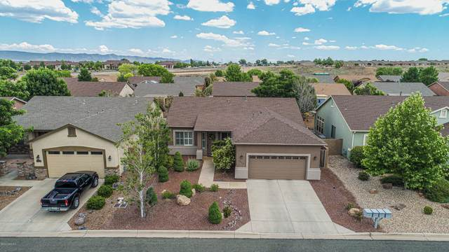 4825 N Edgemont Road, Prescott Valley, AZ 86314 (MLS #1030261) :: Conway Real Estate