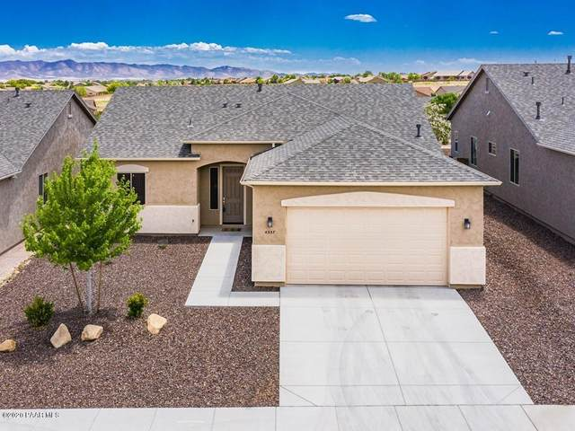 4337 N Chadds Ford Road, Prescott Valley, AZ 86314 (MLS #1030320) :: Conway Real Estate