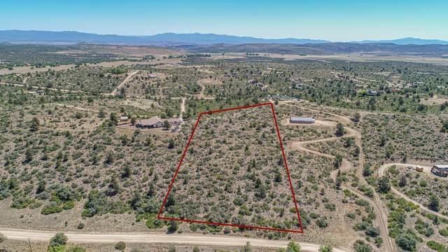 17685 S Pinon Lane, Peeples Valley, AZ 86332 (#1030498) :: Shelly Watne