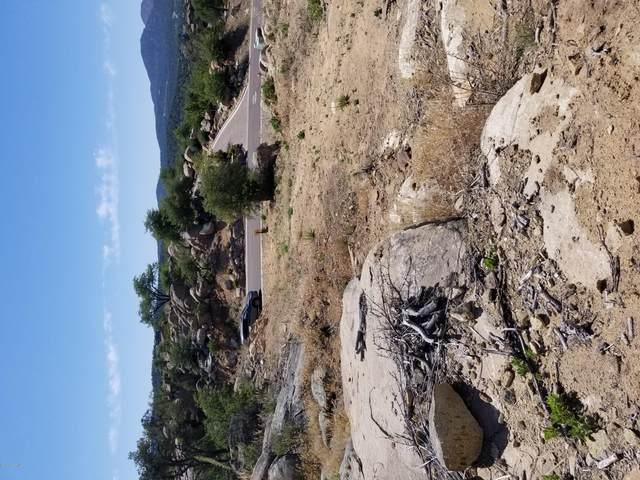 1855 Enchanted Canyon Way, Prescott, AZ 86305 (#1030511) :: West USA Realty of Prescott