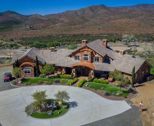 8960 S Cutting Edge Trail, Mayer, AZ 86333 (#1030637) :: West USA Realty of Prescott