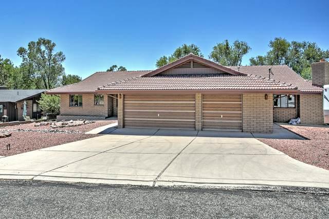 23 Walking Diamond Drive, Prescott, AZ 86301 (MLS #1030660) :: Conway Real Estate