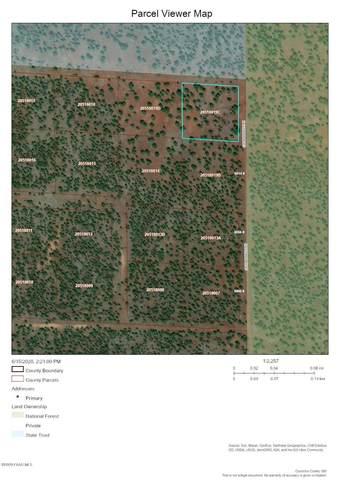 0 Dunbar, Ash Fork, AZ 86320 (#1030677) :: West USA Realty of Prescott