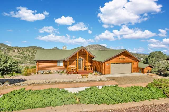 4730 Bowie Drive, Prescott, AZ 86305 (#1030706) :: West USA Realty of Prescott