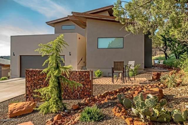 65 E Tonto Rim Drive, Sedona, AZ 86351 (#1030760) :: West USA Realty of Prescott