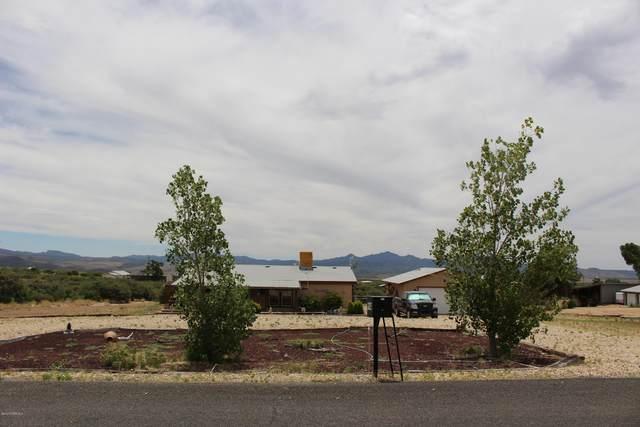 9160 S Trafalgar Drive, Kirkland, AZ 86332 (#1030781) :: Shelly Watne