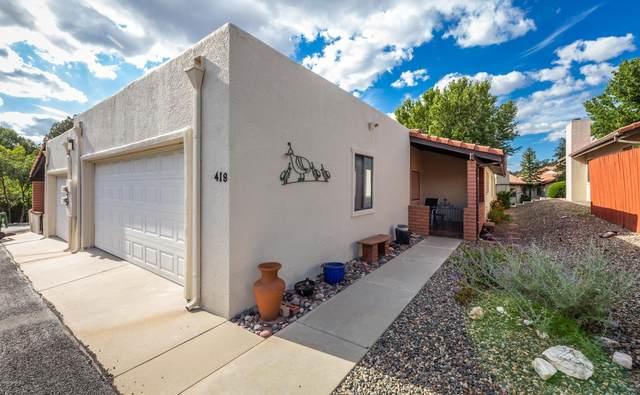 418 Jimson Way, Prescott, AZ 86301 (#1030818) :: Shelly Watne