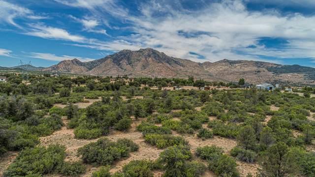 0 Bridle Lane, Prescott, AZ 86305 (#1030833) :: Shelly Watne
