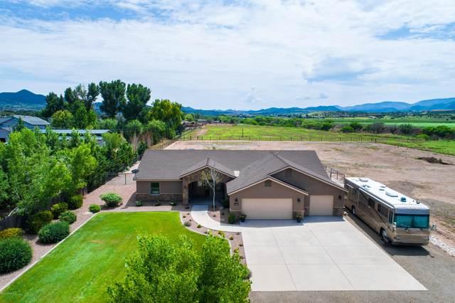 1264 S River Drive, Dewey-Humboldt, AZ 86327 (#1030842) :: Shelly Watne