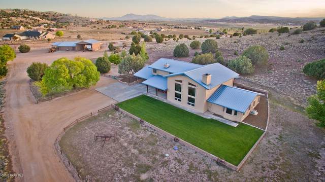 1412 E Reata Trail, Paulden, AZ 86334 (#1030858) :: West USA Realty of Prescott